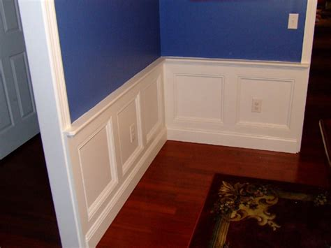 Building Wainscoting by Do In Yourself Wainscoting Adds Elegance To A Room