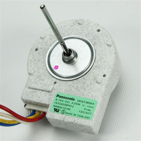 ge evaporator fan motor ge wr60x10185 refrigerator freezer dc evaporator fan motor