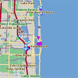 Palm Beach Florida Map by Palm Beach Fl Hotel Rates Comparison Amp Reservations Guide Map