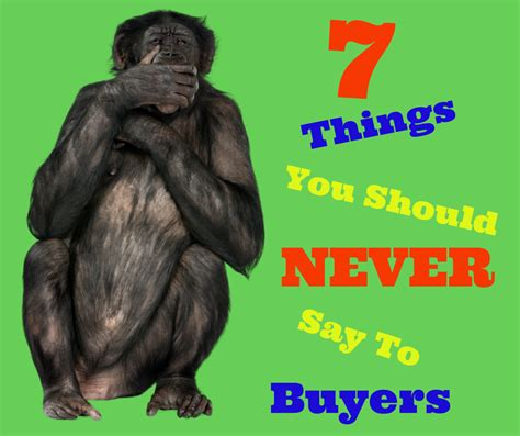 7 Things You Should Never Buy Used by 7 Things You Never Say To Buyers