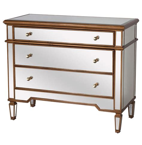 gold dresser harlowe hollywood regency gold wood mirrored dresser