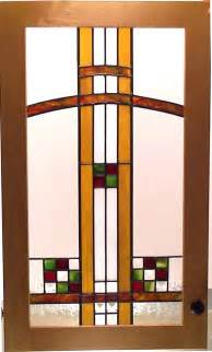 Stained Glass Cabinet Door Patterns Stained Glass Door Painting On Glass