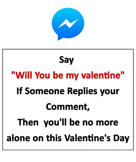 Will You Be My Valentine Meme - say will you be my valentine if someone replies your