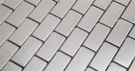 stainless steel brick mosaic tile centurymosaic top mosaic manufacturer