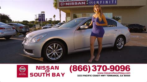 South Bay Nissan by Nissan Of South Bay Week 8