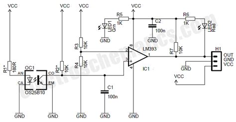 resistor detector circuit schematic for resistor get free image about wiring diagram