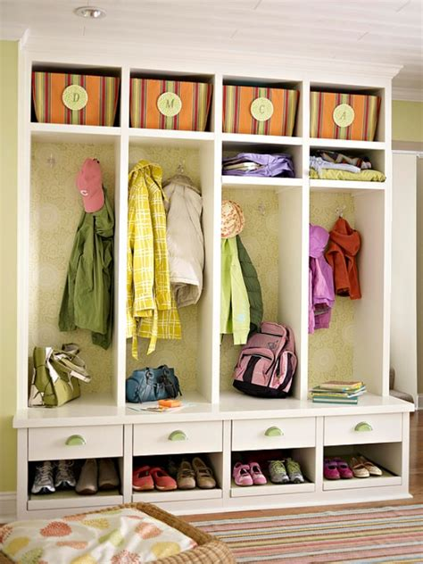 mud room storage 49 brilliant garage organization tips ideas and diy