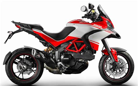 Most Comfortable Ducati by The New Ducati Multistrada 1200