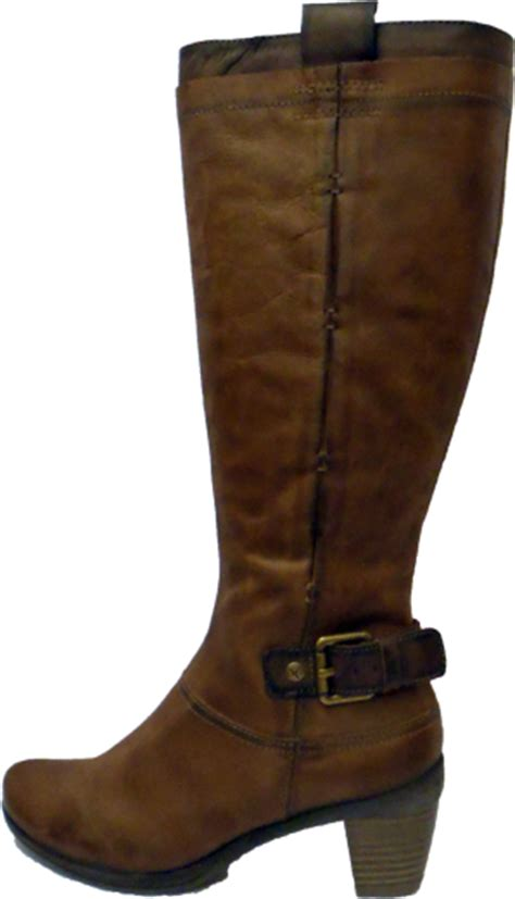 tall light brown boots pikolinos 836 8637f womens ladies light brown leather heel