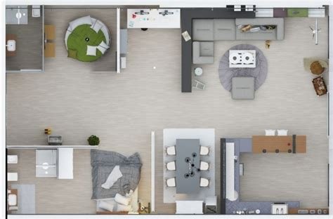 loft layout ideas these lofts are up in the clouds with their white designs