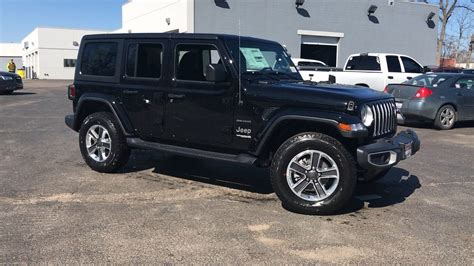 New Jeep Wrangler Unlimited 2018 by New 2018 Jeep Wrangler Unlimited Sport Utility In