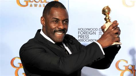 idris elba tattoo idris elba octavia spencer win at 2012 golden globes