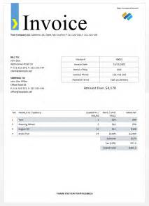 Free Invoice Template For Iphone free invoice template for iphone media templates