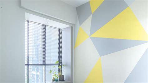 tutorial ciptakan dinding kamar berilusi  sederhana