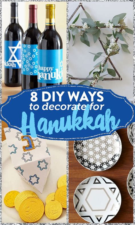 the 25 best hanukkah decorations ideas on pinterest