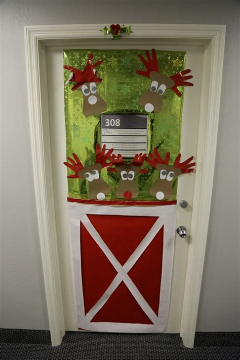 med lab christmas door 16 best images about door decoration contest 2012 on places and