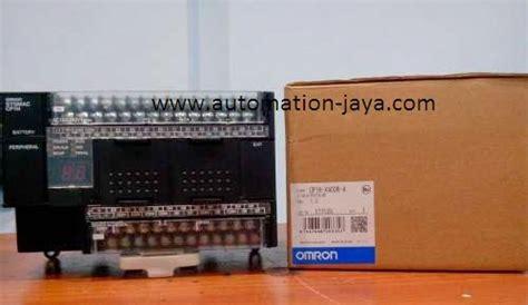 Plc Omron Cp1h X40dr A Cp1h X40dr A automation jaya jual plc omron cp1h x40dr a murah