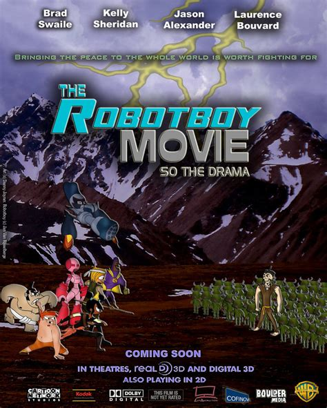 film with robot boy the robotboy movie so the drama poster 00004 by rdj1995 on