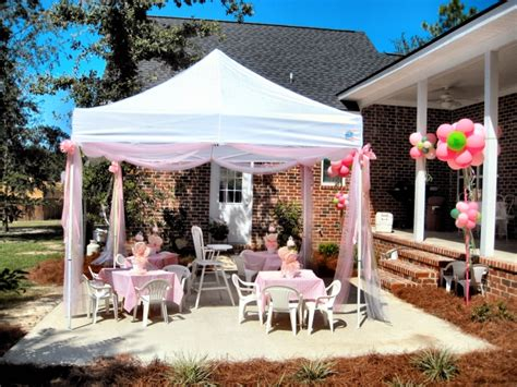 backyard quinceanera ideas quinceanera decorations outside www imgkid com the