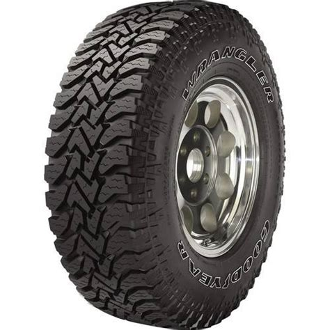 Trailmark Tires Walmart Find The Goodyear Wrangler Authority Tire Lt265 70r17 At