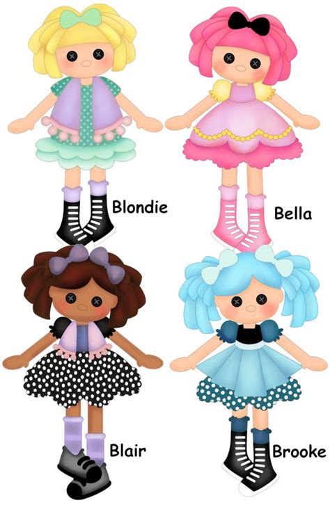 design a lalaloopsy doll tbox these are her version of the lalaloopsy dolls