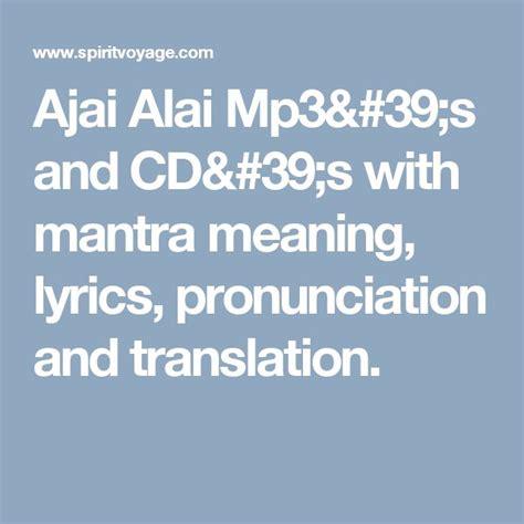 valentina lyrics alaska translation 1000 ideas about mantra mp3 on ganesh shiva