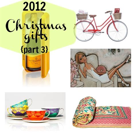 my fave 2012 christmas gifts week 3