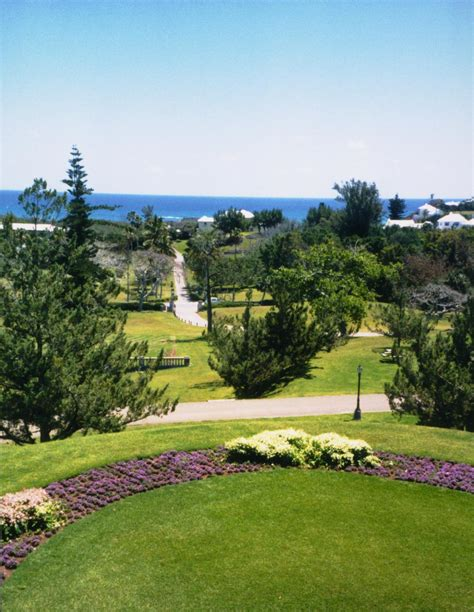 Botanical Gardens Bermuda Bermuda May 1997