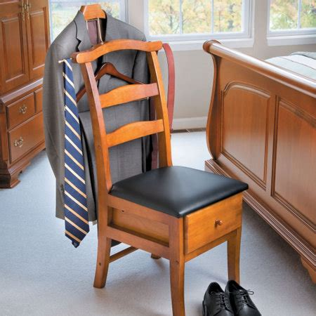Bedroom Mens Valet Chair Valet Stand S Suit Valet