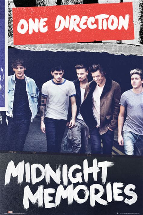 download mp3 album one direction midnight memories one direction album cover poster plakat 3 1 gratis