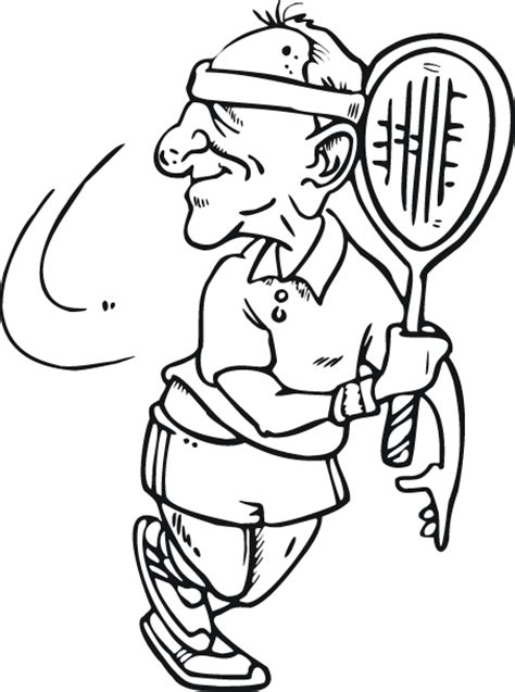 free coloring pages of elderly
