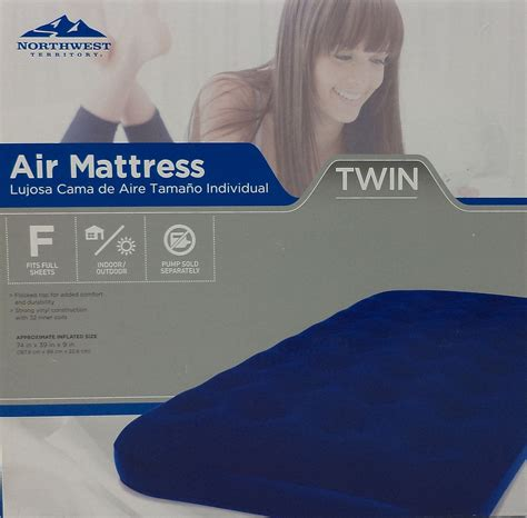 northwest territory air mattress sporting goods outdoor recreation cing backpacking