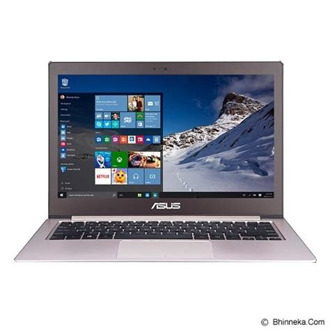 Harga Laptop Merk Asus Warna Gold asus zenbook ux303ub r4011t gold merchant harga