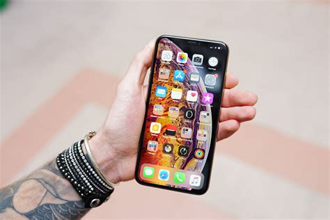 test de l iphone xs max immens 233 ment iphone x tech numerama
