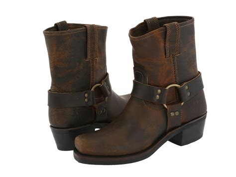 zappos womens boots frye harness 8r w at zappos