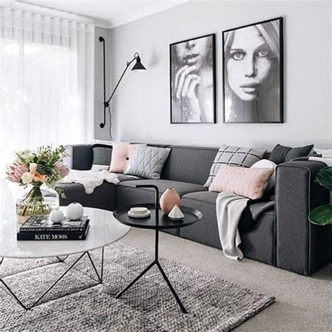 40 Grey Living Room Ideas To Adapt In 2016 Bored Art | 40 grey living room ideas to adapt in 2016 bored art