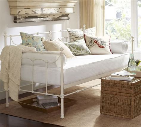 Pottery Barn Daybed Daybed With Trundle Pottery Barn