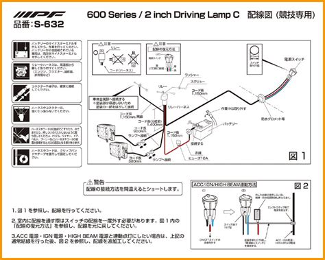 wiring diagram for ipf driving lights k