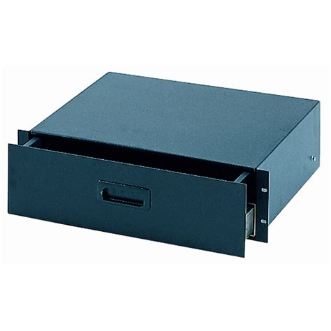 cassetto rack quik lok rs 671 cassetto rack 3 unit 224 con sistema di