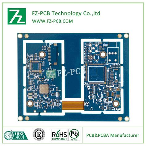 integrated circuit board components integrated circuit pcb board fz pcb china manufacturer integrated circuit electronic