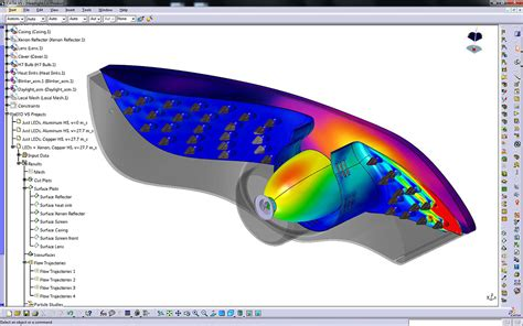 Easy To Use Design Software floefd catia v5 cfd fully embedded in catia v5 mentor