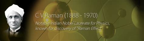 sir c v raman nobel laureate indian physicist