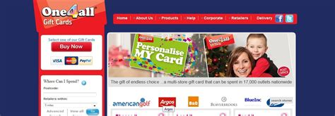 All 4 One Gift Card Ireland - one4all gift card voucher codes discount codes myvouchercodes