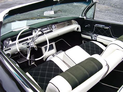 Cadillac Cts Custom Interior by 1962 Cadillac Series 62 Custom Convertible 91102
