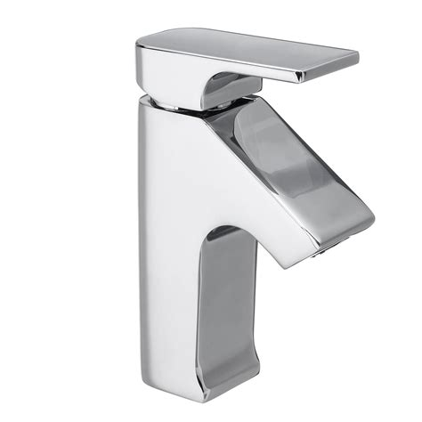 hot cold bathroom faucet modern chrome brass bathroom basin faucet single hole hot cold water mixer tap 1 2