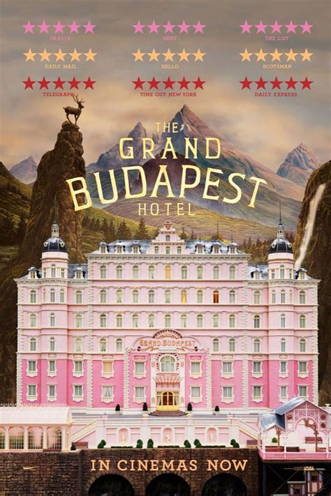 the grand budapest hotel dvd amazon co uk ralph films 2014 rishi patanckar