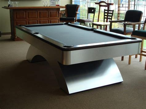 how is a pool table used 8 olhausen waterfall pool table