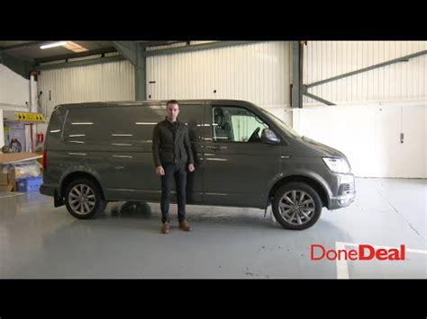 vw transporter  review gasbagtv donedeal youtube