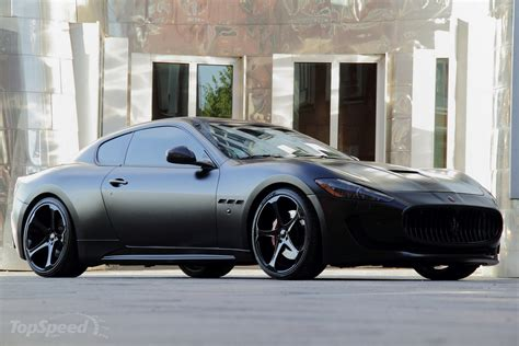 maserati granturismo sport matte black 301 moved permanently