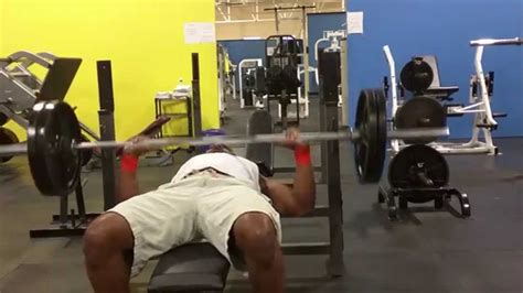 225 bench press test 225 max rep bench press test july 2015 youtube